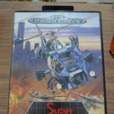 Videojuegos y Consolas: SUPER THUNDER BLADE PARA MEGADRIVE. Lote 261634945