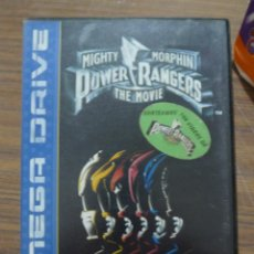 Videogiochi e Consoli: POWER RANGERS PARA MEGADRIVE. Lote 261637360