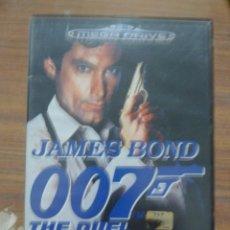 Videojuegos y Consolas: JAMES BOND 007 THE DUEL. Lote 261640155