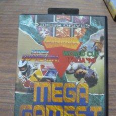 Videojuegos y Consolas: MEGA GAMES I PARA MEGADRIVE. Lote 261641365