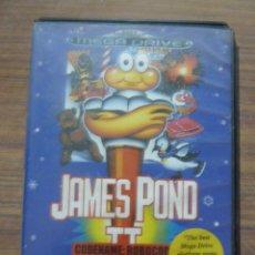 Videojuegos y Consolas: JAMES POND II PARA MEGADRIVE. Lote 261641695