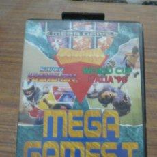 Videojuegos y Consolas: MEGA GAMES I PARA MEGADRIVE. Lote 261641760