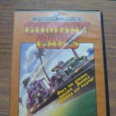 Videojuegos y Consolas: COMBAT CARS PARA MEGADRIVE. Lote 261642040