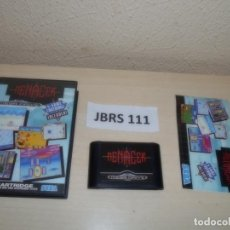 Videojuegos y Consolas: MEGADRIVE - MENACER , PAL ESPAÑOL , COMPLETO. Lote 262051810