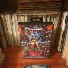 Videojuegos y Consolas: GHOULS N ' GHOSTS / MEGADRIVE. Lote 262250675