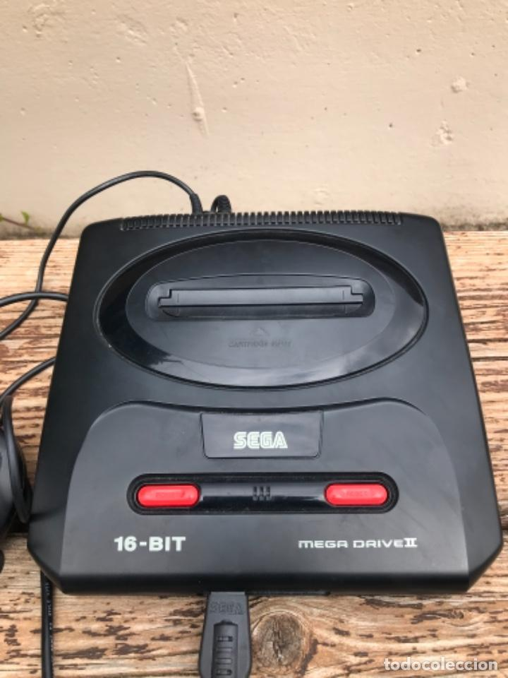 CONSOLA, SEGA, MEGA DRIVE II (Juguetes - Videojuegos y Consolas - Sega - MegaDrive)