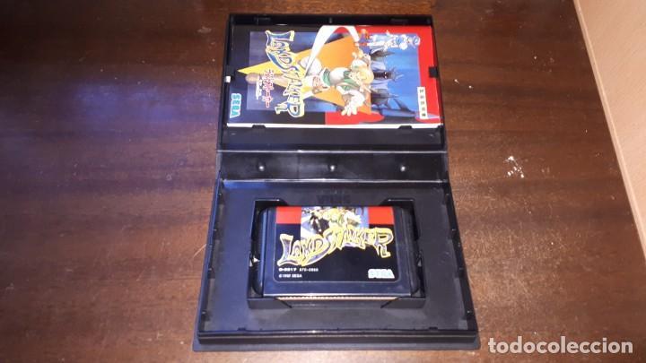Videojuegos y Consolas: Sega Mega Drive tierra Stalker Japón Md-AÑO 1992 - Foto 5 - 263011510
