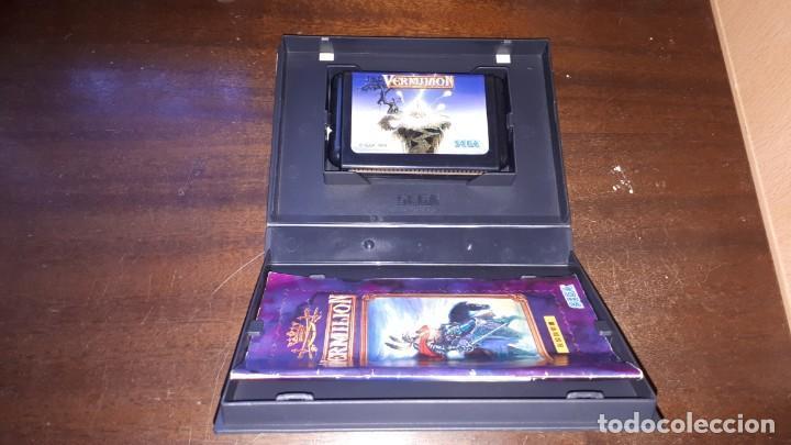 Videojuegos y Consolas: nº 2-Sega Mega Drive bermellón Japón Md-año 1989- - Foto 3 - 263012080