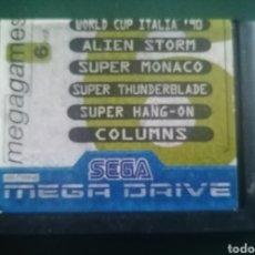 Videojuegos y Consolas: MEGA GAMES VOLUMEN 2 ORIGINAL SEGA MEGA DRIVE PAL. Lote 264270124