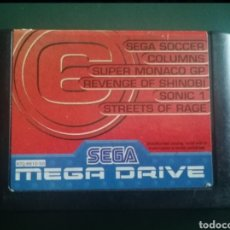Videojuegos y Consolas: MEGA GAMES VOLUMEN 3 ORIGINAL SEGA MEGA DRIVE PAL. Lote 264270344