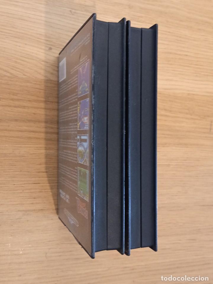 Videojuegos y Consolas: Lote Sonic Mega drive - Foto 11 - 264505904