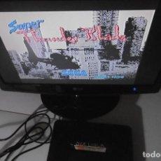 Videojuegos y Consolas: CONSOLA SEGA MEGADRIVE II CON ALIEN STORM, THUNDERBLADE, ITALIA 90, HANG ON, COLUMNS, MONACO GP.. Lote 264833069