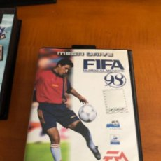 Videojuegos y Consolas: MEGA DRIVE FIFA 98. Lote 266387318
