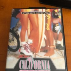 Videojuegos y Consolas: CALIFORNIA GAMES. Lote 266387698