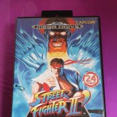 Videojuegos y Consolas: SEGA MEGADRIVE STREET FIGHTER II SPECIAL CHAMPION EDITION 16-BIT CARTRIDGE SIN MANUAL. Lote 267705409