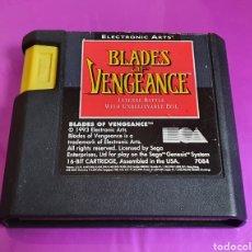 Videojuegos y Consolas: SEGA MEGA DRIVE BLADES IF VENGEANCE CARTUCHO SÓLO BUSCADO DIFÍCIL. Lote 268743604