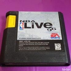 Videojuegos y Consolas: SEGA MEGA DRIVE NBA LIVE 96 SPORTS SÓLO CARTUCHO MEGADRIVE EXCELENTE ESTADO. Lote 268746299
