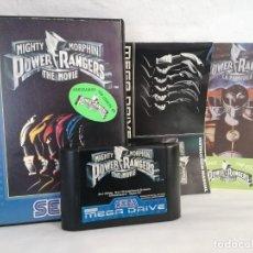 Videojuegos y Consolas: SEGA MEGADRIVE POWER RANGERS. Lote 268901754