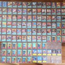Videojuegos y Consolas: COLECCION COMPLETA TARJETAS SEGA PANINI. Lote 269176753