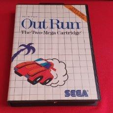 Videojuegos y Consolas: JUEGO SEGA OUT RUN THE TWO-MEGA CARTRIDGE. Lote 269230688