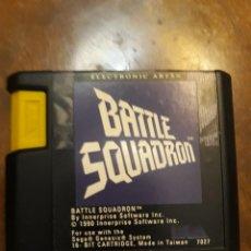 Videojuegos y Consolas: BATTLE SQUADRON SEGA GENESIS CARTUCHO RARO. Lote 269303068