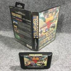 Videojuegos y Consolas: MEGA GAMES I SEGA MEGA DRIVE. Lote 269685343