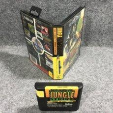 Videojuegos y Consolas: JUNGLE STRIKE SEGA MEGA DRIVE. Lote 269685368