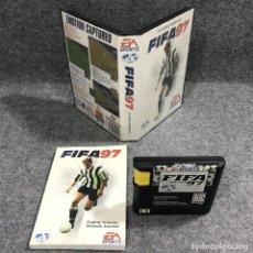 Videojuegos y Consolas: FIFA SOCCER 97 SEGA MEGA DRIVE. Lote 269685393