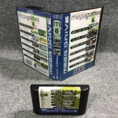 Videojuegos y Consolas: MEGA GAMES 6 VOL 2 SEGA MEGA DRIVE. Lote 269685438