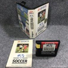 Videojuegos y Consolas: FIFA INTERNATIONAL SOCCER SEGA MEGA DRIVE. Lote 269685448