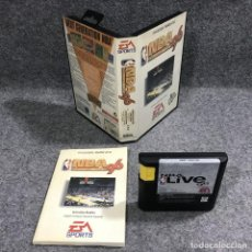 Videojuegos y Consolas: NBA LIVE 96 SEGA MEGA DRIVE. Lote 269685458