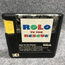 Videogiochi e Consoli: ROLO TO THE RESCUE SEGA MEGA DRIVE. Lote 269685473