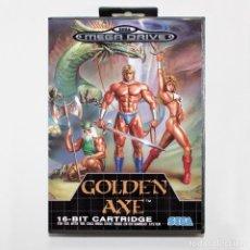 Videojuegos y Consolas: JUEGO SEGA MEGADRIVE GOLDEN AXE. Lote 269754113