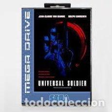 Videojuegos y Consolas: JUEGO SEGA MEGADRIVE SOLDADO UNIVERSAL. Lote 269754283