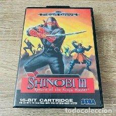 Videojuegos y Consolas: JUEGO SEGA MEGADRIVE SHINOBI III 3. Lote 269755198