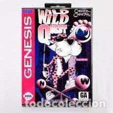 Videojuegos y Consolas: JUEGO SEGA MEGADRIVE GENESIS WILD WILD QUEST CHESTER. Lote 269755393