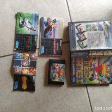 Videojuegos y Consolas: MEGA GAMES 1 SEGA MEGA DRIVE MEGADRIVE FUNCIONANDO OK ORIGINAL 100% COMPLETO. Lote 270253533