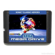 Videojuegos y Consolas: JUEGO SEGA MEGADRIVE SONIC CLASSIC HEROES. Lote 270354388