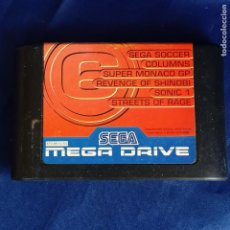 Videogiochi e Consoli: MEGAGAMES VOL. 3 MEGA GAMES 6 JUEGOS PARA SEGA MEGADRIVE MEGA DRIVE PAL STREETS OF RAGE, SHINOBI. Lote 272326148