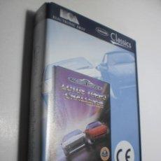 Videojuegos y Consolas: MEGA DRIVE LOTUS TURBO CHALLENGE CON JUEGO Y MANUAL (LOTE CON DEFECTO MÁS ADELANTE ADECUARÉ ANUNCIO). Lote 293313433