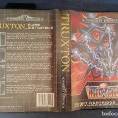Videogiochi e Consoli: TRUXTON II PARA SEGA MEGA DRIVE. SOLO CAJA Y CARATULA. Lote 274782863