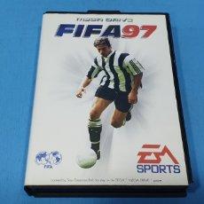 Videojuegos y Consolas: JUEGO SEGA MEGA DRIVE - FIFA 97 - EA SPORTS - FIFA. Lote 275068928