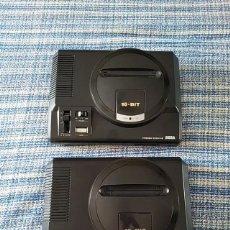 Videojuegos y Consolas: 2 CONSOLAS SEGA MEGADRIVE 1 FUNCIONANDO. Lote 275118248