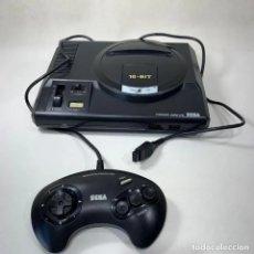 Videojuegos y Consolas: CONSOLA - SEGA MEGA DRIVE - 16 BIT + 1 MANDO - FUNCIONA. Lote 276645648