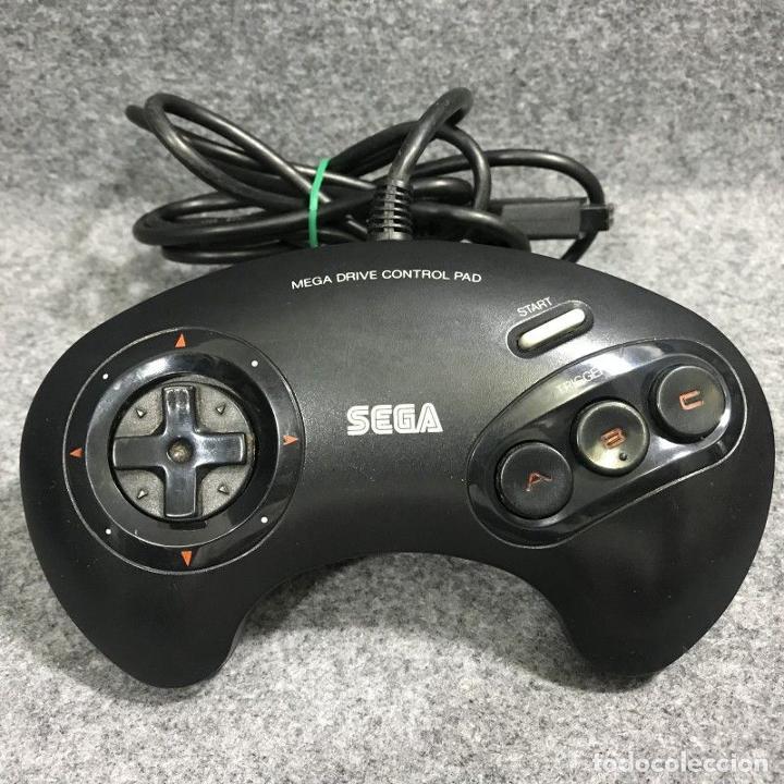CONTROL PAD SEGA MEGA DRIVE (Juguetes - Videojuegos y Consolas - Sega - MegaDrive)