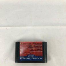 Videojuegos y Consolas: SEGA MEGA DRIVE CARTUCHO 6 JUEGOS. Lote 278979578