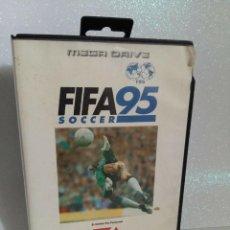 Videojuegos y Consolas: FIFA 95 MEGADRIVE SIN INSTRUCCIONES. Lote 279384188
