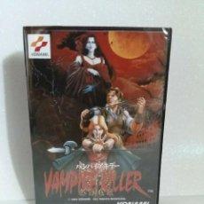 Videojuegos y Consolas: VAMPIRE KILLER MEGADRIVE REPRO. Lote 279384763
