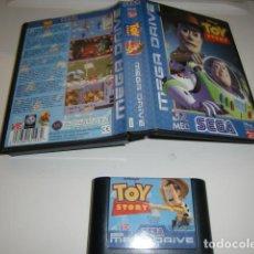 Videojogos e Consolas: JUEGO MEGADRIVE TOY STORY - NO CONTIENE INSTRUCIONES. Lote 281989223