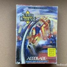 Videojuegos y Consolas: SUMMER CHALLENGE. MEGADRIVE. Lote 283198188